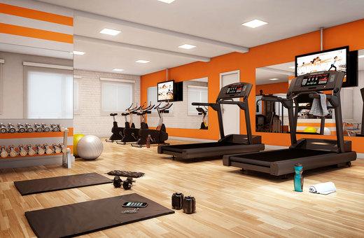 Fitness - Fachada - Viva Benx Lapa - 1145 - 7