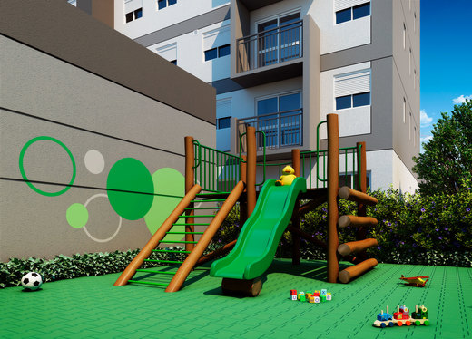 Playground - Fachada - Viva Benx Lapa - 1145 - 17