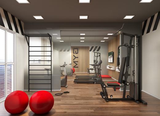 Fitness - Fachada - Portal Vila Prudente - 798 - 5