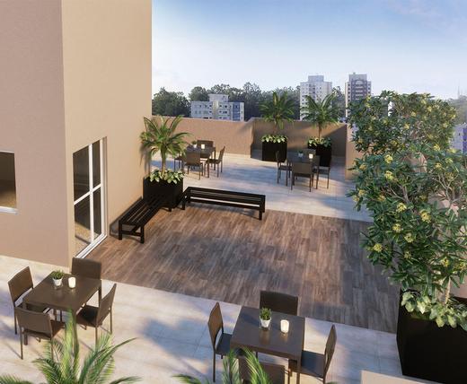 Rooftop - Fachada - Portal Vila Prudente - 798 - 13