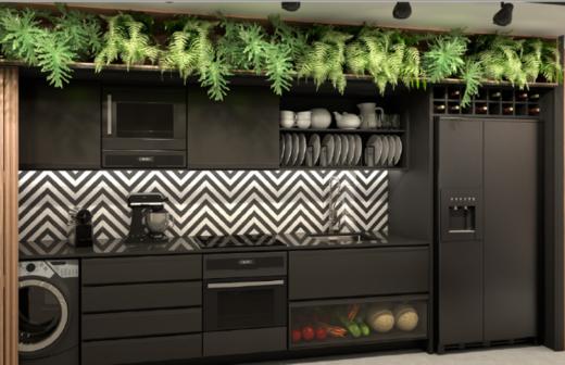 Cozinha - Apartamento 1 quarto à venda Copacabana, Rio de Janeiro - R$ 939.400 - II-14856-25123 - 6