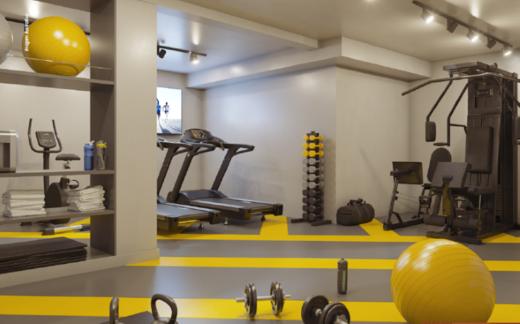 Fitness - Apartamento 1 quarto à venda Copacabana, Rio de Janeiro - R$ 939.400 - II-14856-25123 - 7