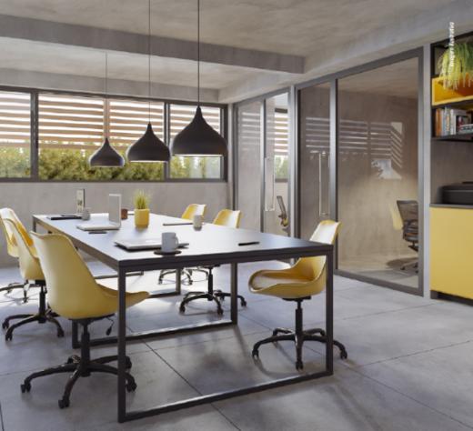 Coworking - Apartamento 1 quarto à venda Copacabana, Rio de Janeiro - R$ 939.400 - II-14856-25123 - 8