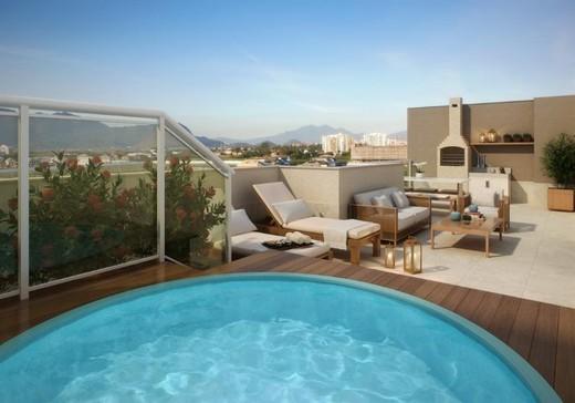 Terraco - Apartamento 2 quartos à venda Recreio dos Bandeirantes, Rio de Janeiro - R$ 455.000 - II-14895-25184 - 6