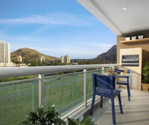 Terraco - Apartamento 2 quartos à venda Recreio dos Bandeirantes, Rio de Janeiro - R$ 455.000 - II-14895-25184 - 7