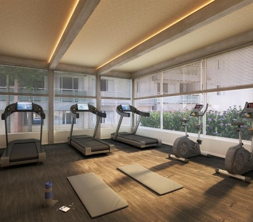 Fitness - Apartamento 2 quartos à venda Recreio dos Bandeirantes, Rio de Janeiro - R$ 455.000 - II-14895-25184 - 8