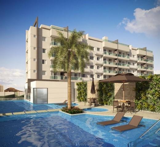 Piscina - Apartamento 2 quartos à venda Recreio dos Bandeirantes, Rio de Janeiro - R$ 455.000 - II-14895-25184 - 11