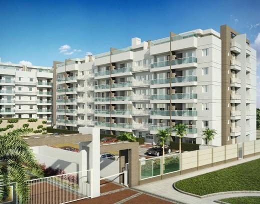 Fachada - Apartamento 2 quartos à venda Recreio dos Bandeirantes, Rio de Janeiro - R$ 455.000 - II-14895-25184 - 1