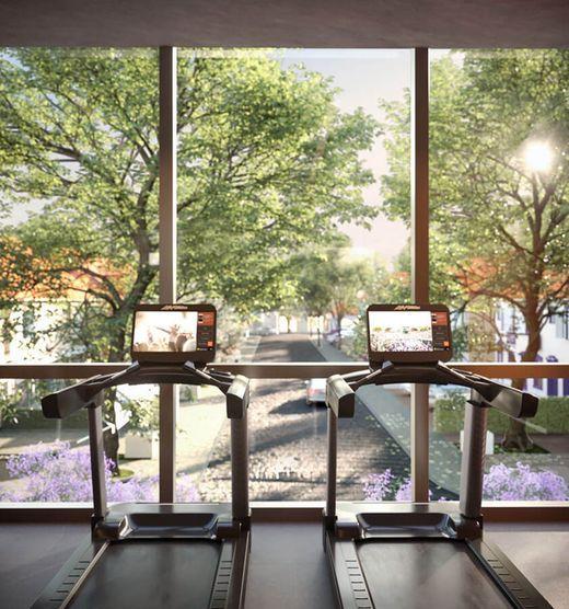 Fitness - Apartamento à venda Avenida Cotovia,Moema, São Paulo - R$ 3.359.293 - II-14801-25061 - 18