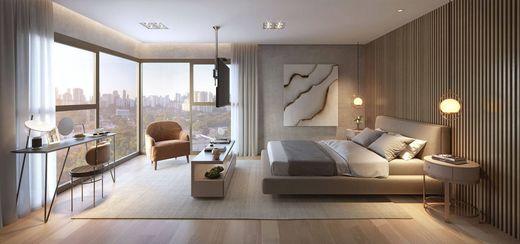 Dormitorio - Apartamento à venda Avenida Cotovia,Moema, São Paulo - R$ 3.359.293 - II-14801-25061 - 16