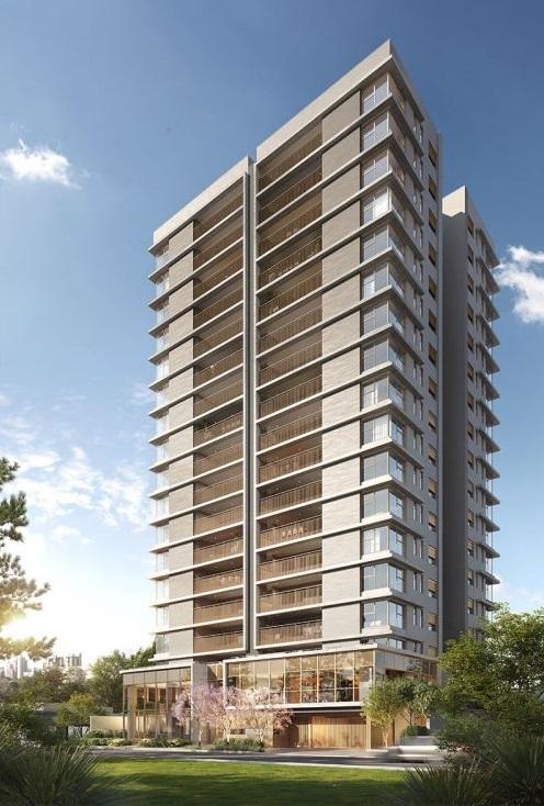 Fachada - Apartamento à venda Avenida Cotovia,Moema, São Paulo - R$ 3.359.293 - II-14801-25061 - 1