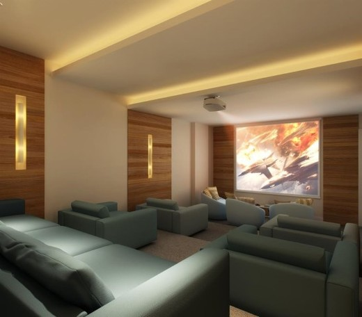 Cinema - Fachada - Freedom Freguesia Club Residence - 373 - 7