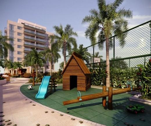Playground - Fachada - Freedom Freguesia Club Residence - 373 - 19