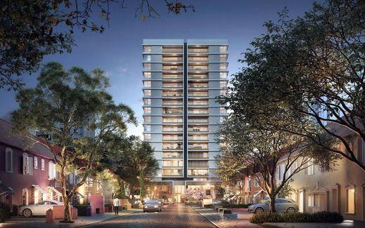 Fachada - Apartamento à venda Avenida Cotovia,Moema, São Paulo - R$ 3.359.293 - II-14801-25061 - 3