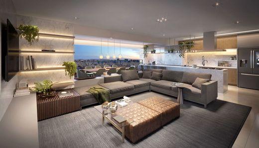 Living - Apartamento à venda Avenida Cotovia,Moema, São Paulo - R$ 3.359.293 - II-14801-25061 - 7
