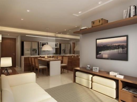 Living - Fachada - Freedom Freguesia Club Residence - 373 - 4