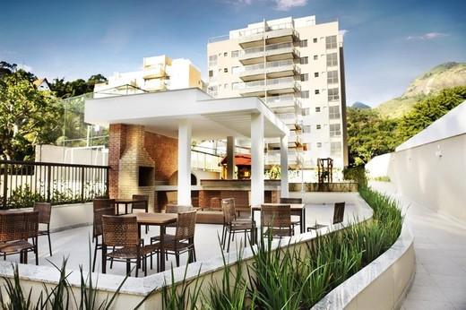 Churrasqueira - Fachada - Freedom Freguesia Club Residence - 373 - 10