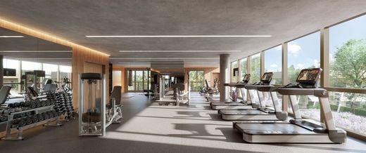 Fitness - Apartamento à venda Avenida Cotovia,Moema, São Paulo - R$ 3.359.293 - II-14801-25061 - 17