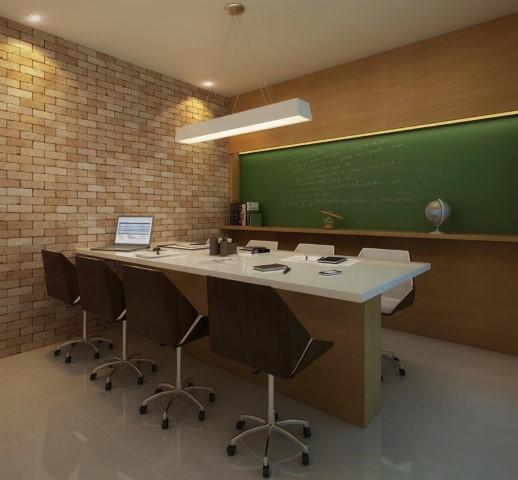 Coworking - Fachada - Freedom Freguesia Club Residence - 373 - 14