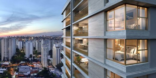 Voo de passaro - Apartamento à venda Avenida Cotovia,Moema, São Paulo - R$ 3.359.293 - II-14801-25061 - 27