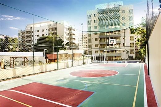 Quadra - Fachada - Freedom Freguesia Club Residence - 373 - 20