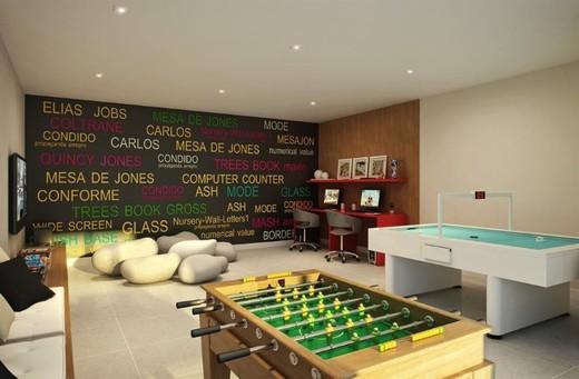 Sala de jogos - Fachada - Freedom Freguesia Club Residence - 373 - 16