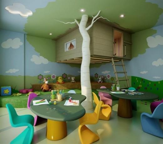 Espaco kids - Fachada - Freedom Freguesia Club Residence - 373 - 9