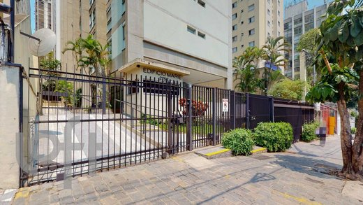 Fachada - Apartamento à venda Avenida Brigadeiro Luís Antônio,Paraíso, Zona Sul,São Paulo - R$ 1.120.000 - II-15238-25567 - 13