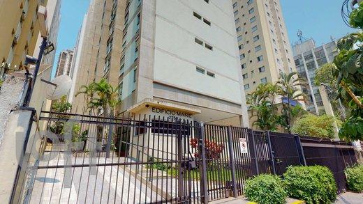 Fachada - Apartamento à venda Avenida Brigadeiro Luís Antônio,Paraíso, Zona Sul,São Paulo - R$ 1.120.000 - II-15238-25567 - 14