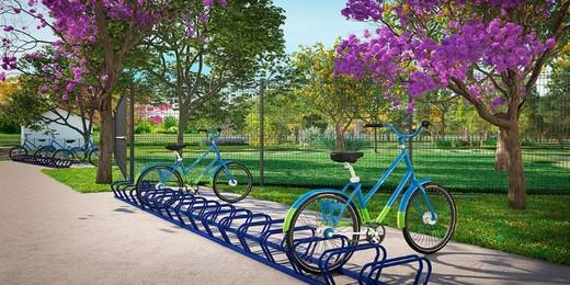 Bicicletario - Fachada - Villaggio Florença - Fase 2 - 289 - 20