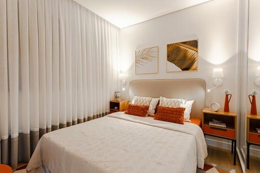 Dormitorio - Fachada - Metropolitan Tucuruvi - 801 - 7