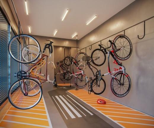 Bicicletario - Fachada - Metropolitan Tucuruvi - 801 - 13