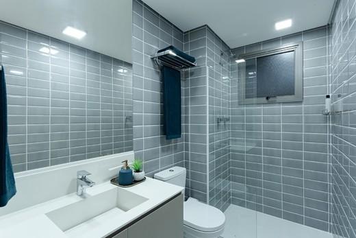 Banheiro - Fachada - Metropolitan Tucuruvi - 801 - 8