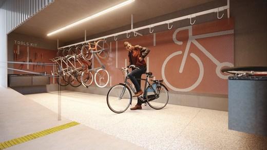 Bicicletario - Fachada - Nik Perdizes - 804 - 9