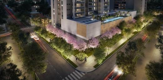 Fachada - Fachada - Square Garden Campo Belo - 802 - 2