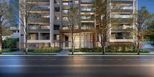 Portaria - Fachada - Square Garden Campo Belo - 802 - 7