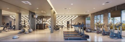 Fitness - Fachada - Square Garden Campo Belo - 802 - 14