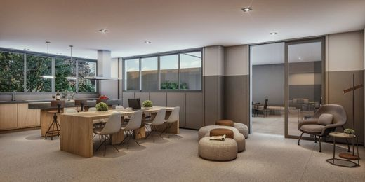 Sala multiuso - Fachada - High Line Jardins - 807 - 9