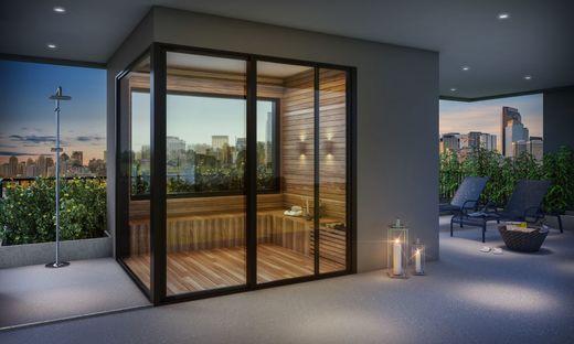 Sauna - Apartamento à venda Rua Pamplona,Jardim Paulista, São Paulo - R$ 1.370.416 - II-15913-26344 - 12