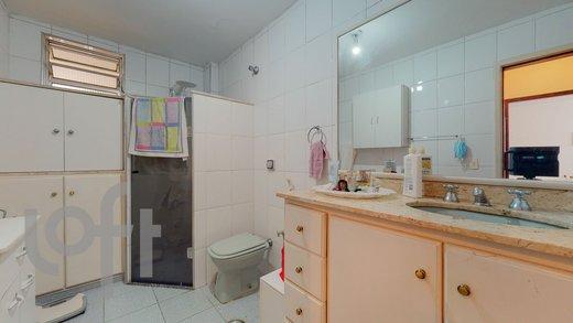 Banheiro - Apartamento à venda Rua Cubatão,Paraíso, Zona Sul,São Paulo - R$ 939.000 - II-16332-26828 - 3