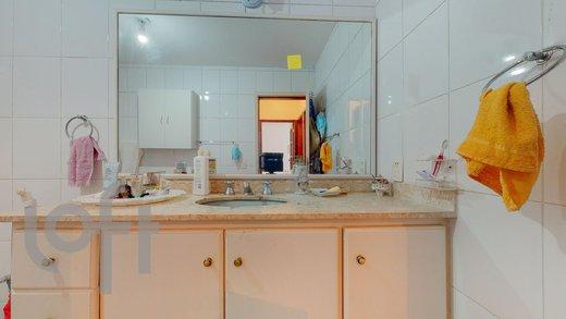 Banheiro - Apartamento à venda Rua Cubatão,Paraíso, Zona Sul,São Paulo - R$ 939.000 - II-16332-26828 - 4