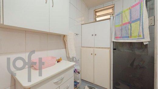 Banheiro - Apartamento à venda Rua Cubatão,Paraíso, Zona Sul,São Paulo - R$ 939.000 - II-16332-26828 - 5