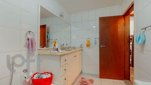 Banheiro - Apartamento à venda Rua Cubatão,Paraíso, Zona Sul,São Paulo - R$ 939.000 - II-16332-26828 - 6