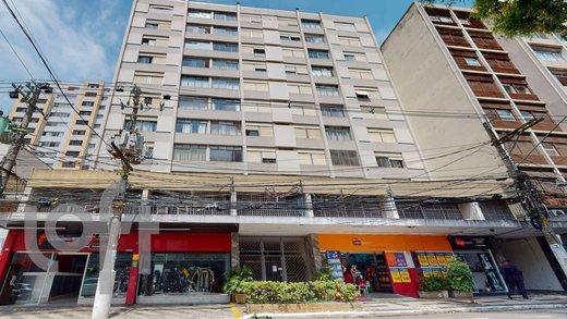 Fachada - Apartamento à venda Rua Cubatão,Paraíso, Zona Sul,São Paulo - R$ 939.000 - II-16332-26828 - 12