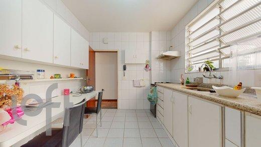 Cozinha - Apartamento à venda Rua Cubatão,Paraíso, Zona Sul,São Paulo - R$ 939.000 - II-16332-26828 - 14