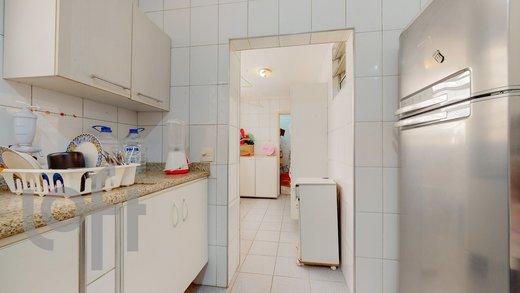 Cozinha - Apartamento à venda Rua Cubatão,Paraíso, Zona Sul,São Paulo - R$ 939.000 - II-16332-26828 - 15
