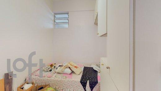 Quarto principal - Apartamento à venda Rua Cubatão,Paraíso, Zona Sul,São Paulo - R$ 939.000 - II-16332-26828 - 23