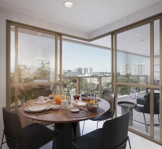 Living - Apartamento 4 quartos à venda Barra da Tijuca, Rio de Janeiro - R$ 2.119.350 - II-16350-26851 - 12