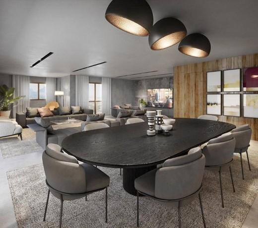 Living - Apartamento 4 quartos à venda Barra da Tijuca, Rio de Janeiro - R$ 2.119.350 - II-16350-26851 - 16
