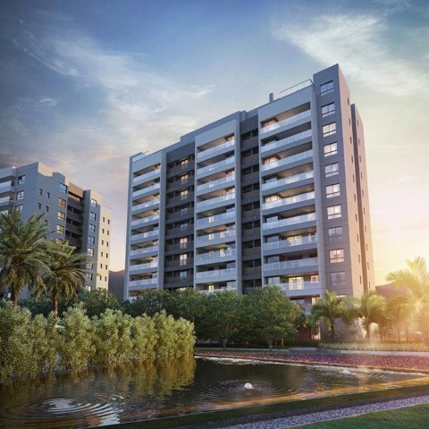 Fachada - Apartamento 4 quartos à venda Barra da Tijuca, Rio de Janeiro - R$ 2.119.350 - II-16350-26851 - 4